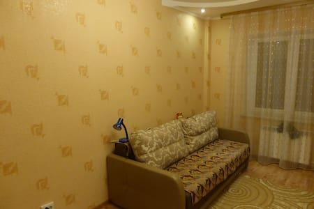 Уютная комната недалеко от Невы - Kirovsk - Apartment