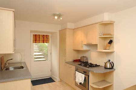 Swanston Farm Holiday Cottages - Hus