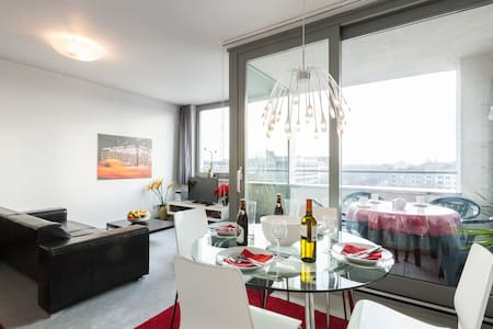 Fantastic view in a superlocation - Berlino - Appartamento