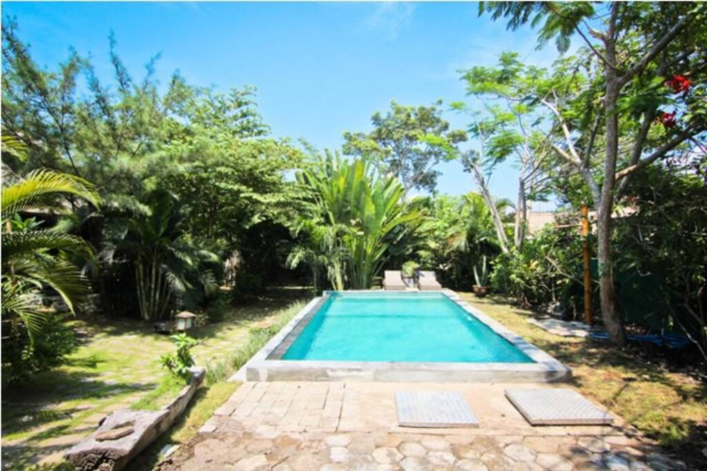 Canggu Cozy Bungalow 1 with Pool
