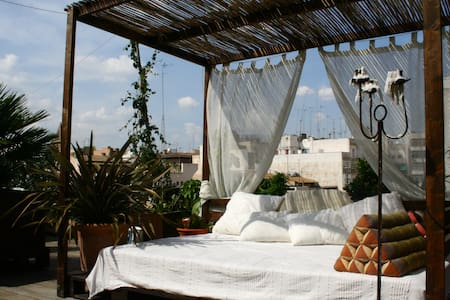 Loft con terraza  centro de Palma - Palma