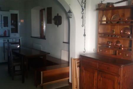 Stanza in Montagna - Maison