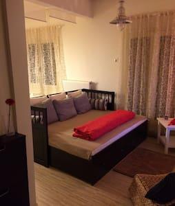 Designed & Renovated flat - Aridaia - Leilighet