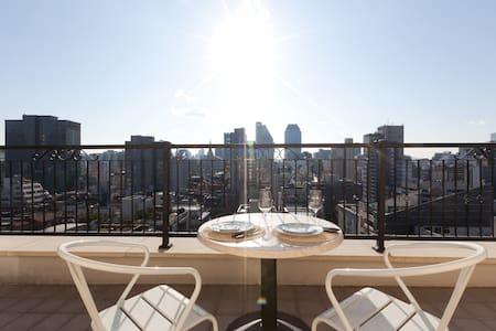 City View Private Terrace - Gangnam