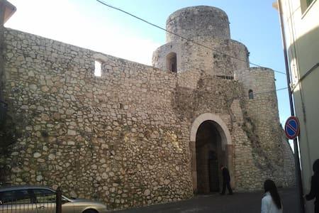 Casa su due livelli a Capriati (Parco del Matese) - Haus