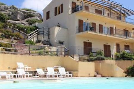 Residence La Frisaia - Trinità d'Agultu e Vignola - Apartamento
