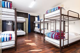 Picture of Shared Rooms at The Madpackers!
