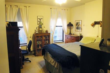 Beautiful Boerum Hill apartment!