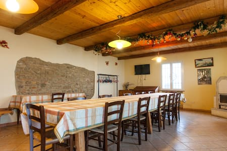 b&b del monte - stanza estate - Forlì - Bed & Breakfast