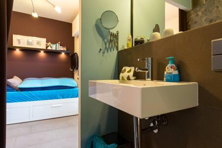 Sehr schönes B&B-Zimmer, eig. Bad - Königswinter - Bed & Breakfast