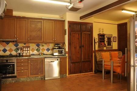 Estudio bajo Casa Rural Ravalet 21 - Appartement
