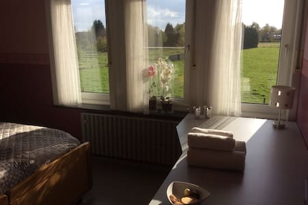 Rustige prive kamer landelijk - Rumah