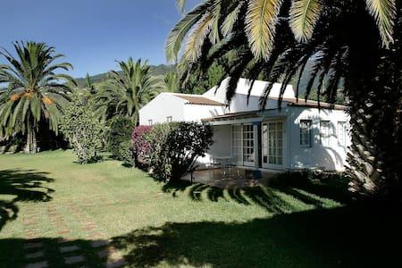 Casa Jardín. 2 people - Hus