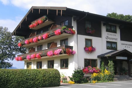 Rooms with breakfast in the Alps - Bed & Breakfast