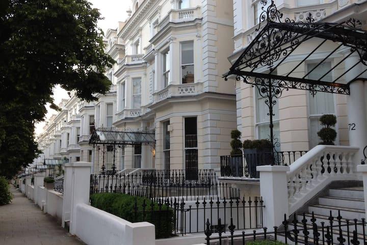 Holland Park Avenue London England W11 United Kingdom Room Rental Padmapper