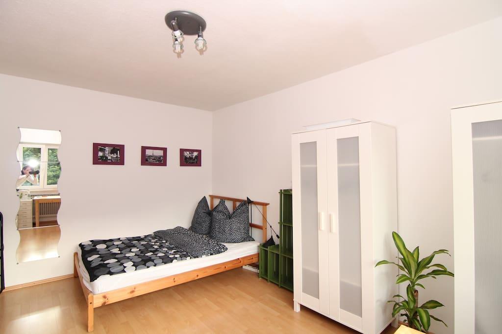 Cosy 1-room-apartment, top location