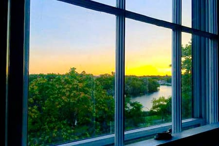 HARVARD /MIT MEMORYFOAM MAT AMAZING RIVER VIEWS - Cambridge - Appartement