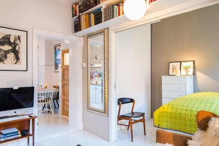 Charming apartment in central Oslo - Byt