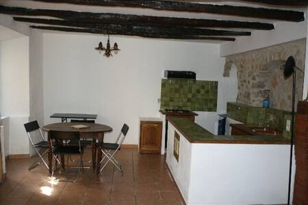 Village house in the Minervois - House