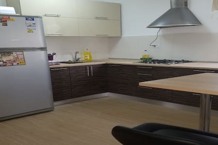 NICE APARTMENT FOR FAMILY, FRIENDS OR COUPLE - Haifa - Apartamento