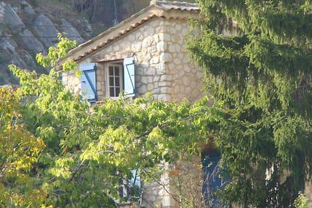 Villa au calme dans un jardin - Cipières - Villa