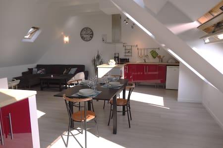 Duplex contemporain - Plovan - Rekkehus