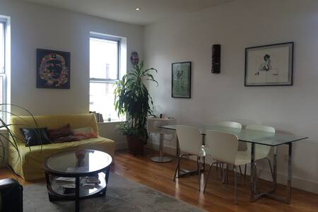 Modern apartment in Clinton Hill