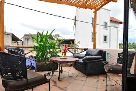 Large Downtown Sayulita Rental.