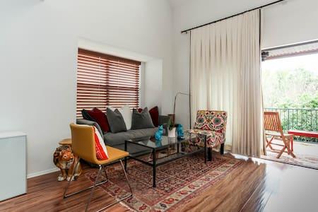 Loft-Style Treehouse Barton Springs - Austin - Condominium