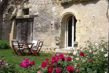 Trogloditic Vacations - Amboise - Lussault-sur-Loire - Rumah