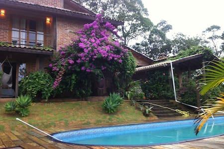 Quartos maravilhosos Monte Alegre - Casa