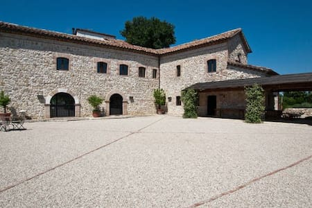 Casale San Rocco a Narni in Umbria - Haus