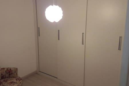 Cobertura Duplex com espaço para lazer. - Apartment