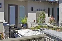 Picture of Beautiful Private Petite Suite & Garden Courtyard