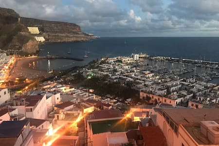 Appartamento a 10 minuti da Puerto de Mogan - Mogán - Leilighet