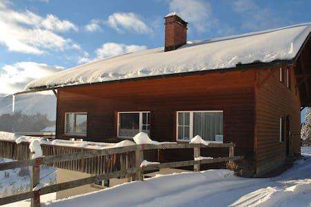 Alpine House next to the ski slope - Davos