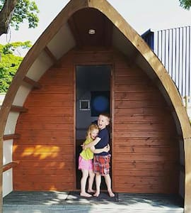 Cwt Hendre (Camping Pod) - Hutte