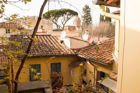 Ampio e luminoso loft - Oltrarno - Florence