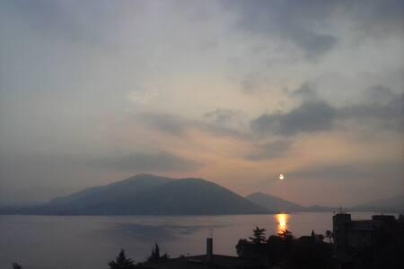Interpretation of a dream,Iseo Lake - Apartment