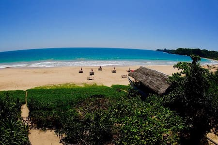 Talalla Bay Beachfront Luxury - Inap sarapan