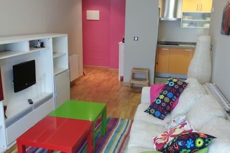 Apartamento de 1 habitación - Solares - Lyxvåning
