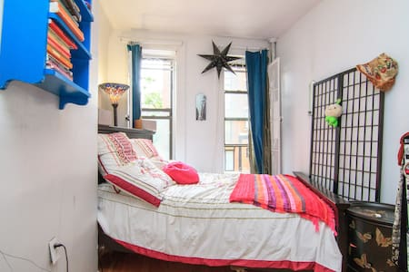 Super Cute Junior 1BR in LES!! - 아파트