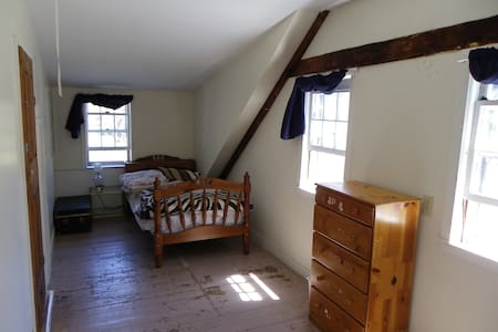 Midcoast Maine Private Room - Nobleboro - Hus