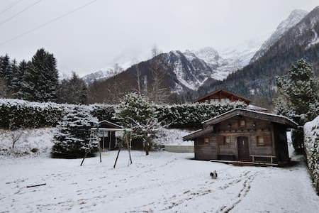 Chalet 2 personnes vallée Chamonix