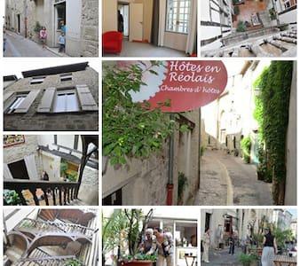 Grande maison de ville d'art et d'histoire - La Réole