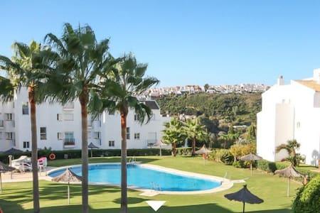 Beautiful Costa del Sol apartment - Manilva - Apartamento
