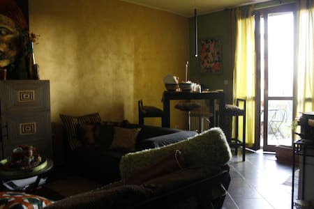 Nice apt with Garden 2pax - Siziano - Apartment