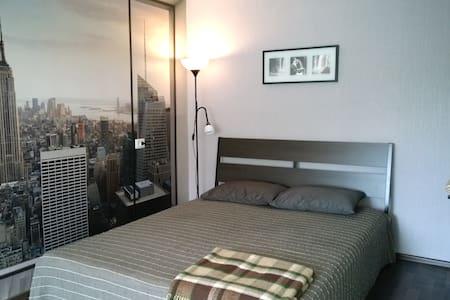 Квартира-студия в центре города - Apartemen