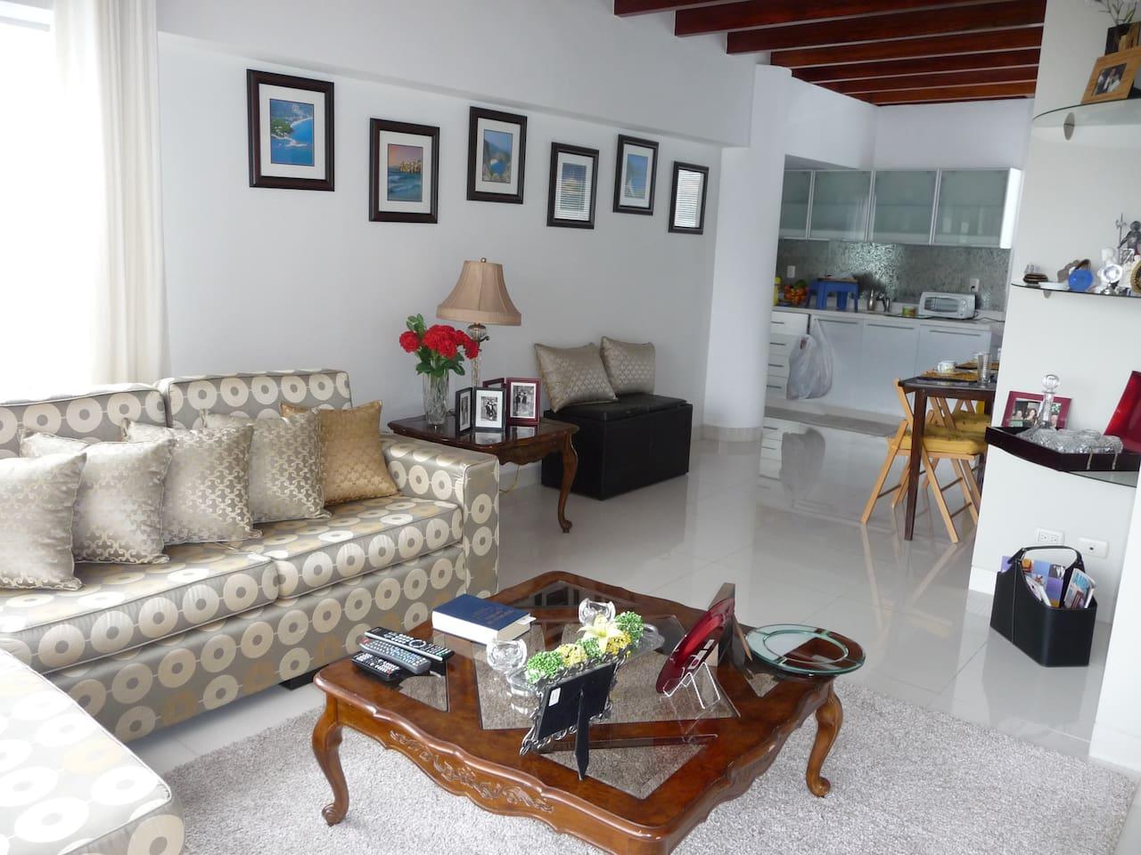 Great Apartment in Miraflores