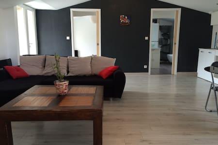 Appartement de 60 m2 bien situé - Wohnung